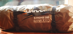 Vango Banshee 200- Tent for two persons. Weight: 2 Kg