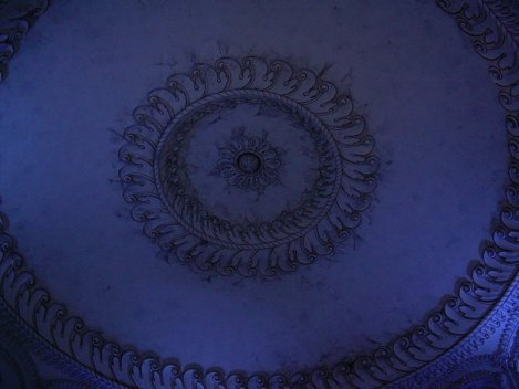 Ceiling of Bara Imambara, Lucknow