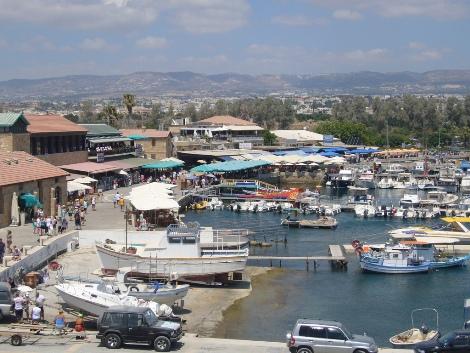 Paphos Harbor