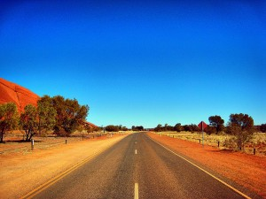 Road to Uluru Joan Campderros-i-canas