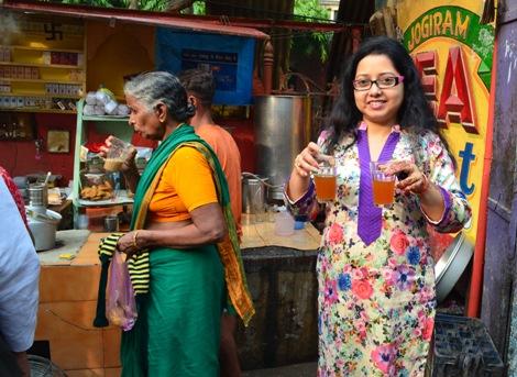 Jogi Ram Tea Stall near Dashawshwamedh Ghat