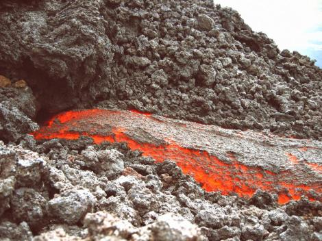 Lava Flow. Photo credit: Leeroy