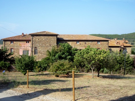 Fattoria Pian di Rocca Castiglione della Pescaia. Photo credit: www.wikipedia.com