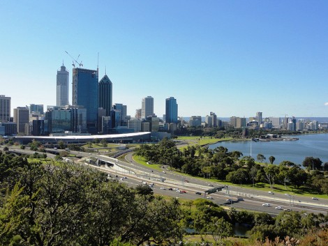 Perth, Western Australia | Photo credit: www.flickr.com