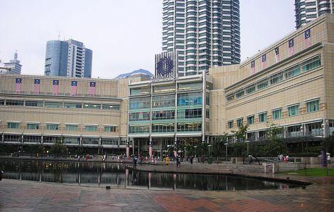 Suria KLCC  in Kuala Lumpur City Centre (KLCC), Kuala Lumpur, Malaysia. Photo credit: www.wikipedia.org