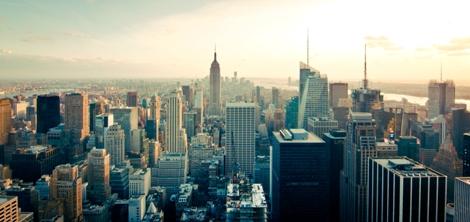 New York Cityscape | Photo credit: Philipp Henzler | Source: www.pexels.com