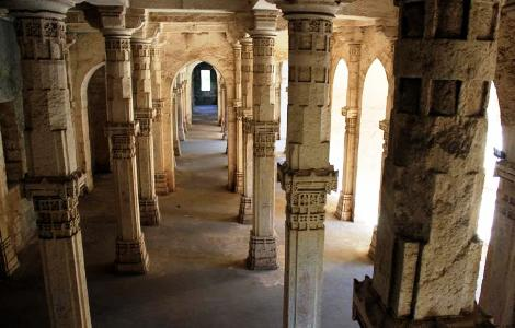 Jami Mosque in Junagadh Fort