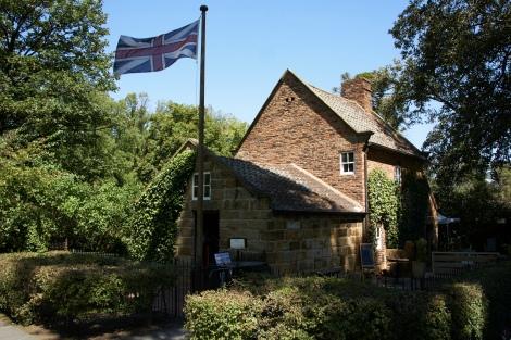 Captain Cook's Cottage Melbourne
