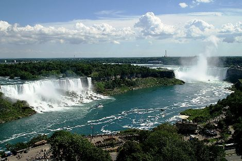 Niagara Falls | Credit: www.wikimedia.org