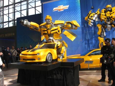 bumblebee cars