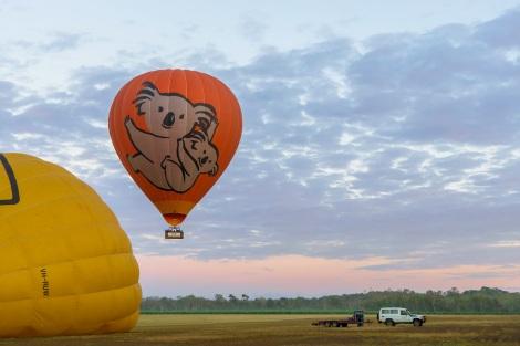 Cairns Hot Air Ballooning
