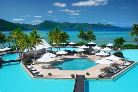 hayman Island luxury