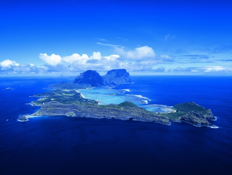 Lord Howe luxury Australia