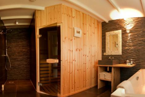 Las Vegas sauna