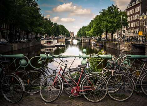 Amsterdam - Best Cities for Introverted Travelers