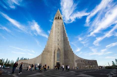 Reykjavik - Best Cities for Introverted Travelers