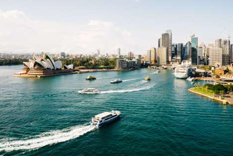Sydney - Best Cities for Introverted Travelers