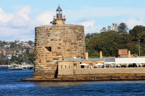 Fort Denison, Sydney Cruise