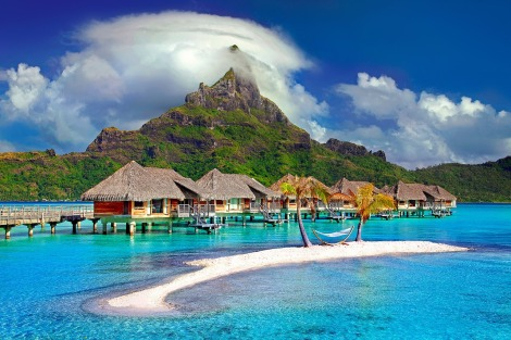 South Pacific Spots for Adventure-Lovers, Tahiti